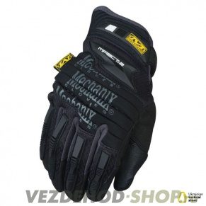 фото Перчатки Mechanix MW Mpact-II Black XL MP2-05-011
