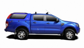 фото КУНГ CARRYBOY S7 FORD RANGER T6 CFTD-S7