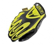 Перчатки Mechanix MW Safety Mpact Glv Yellow XL