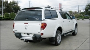 Кунг CARRYBOY S560 MITSUBISHI L200 LONG