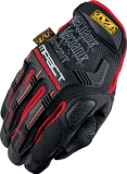 Перчатки Mechanix MW Mpact Glove Red LG