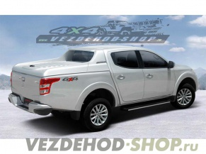 фото Крышка Fullbox Carryboy в цвет. для Mitsubishi L200 Fullbox L200 New-