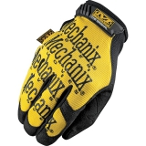 Перчатки Mechanix MW Original Glove Yellow XL