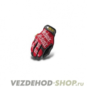 фото Перчатки Mechanix MW Original Glove Red LG MG-02-010