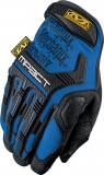 Перчатки Mechanix MW Mpact Glove Blue LG