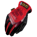 Перчатки Mechanix MW Fast Fit Glove Red XL