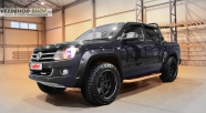 Расширители колесных арок [LAPTER] VW Amarok